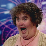Susan Boyle- VirginMedia.com