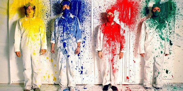 OK Go – This Too Shall Pass (Rube Goldberg Version)