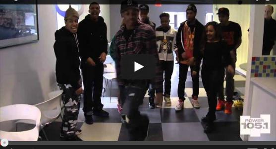 Harlem Wisdom Shake – Get Your Origins Straight!