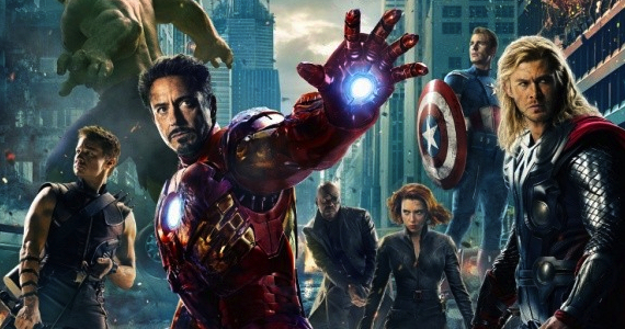 Let's Do It Together! Film The Avengers