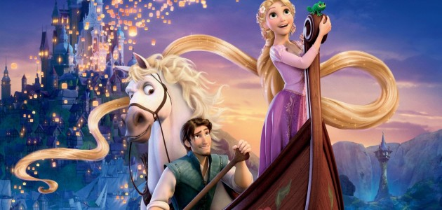 Tangled – Let's Come Out To The True World And Live Forever