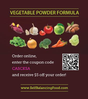 Self Balancing Food